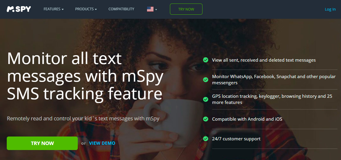 Sms tracker for android