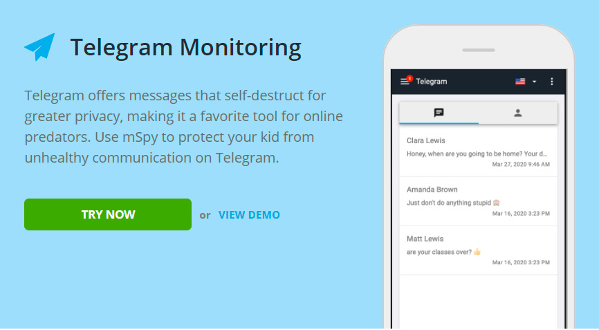 Telegram tracking for Samsung Galaxy Note 20